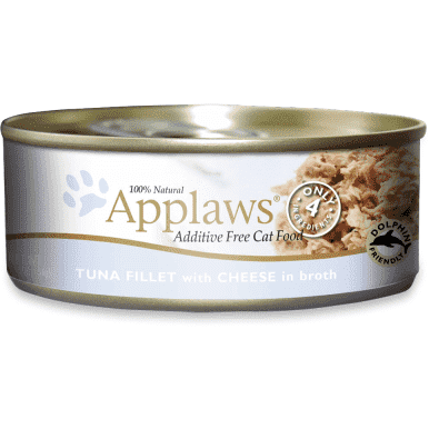 Applaws Canned Cat Food Tuna, Rice & Cheese  Canned Cat Food - PetMax