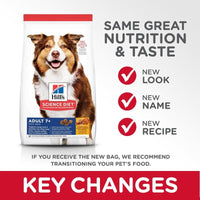 Science Diet Canine Adult 7+  Dog Food - PetMax