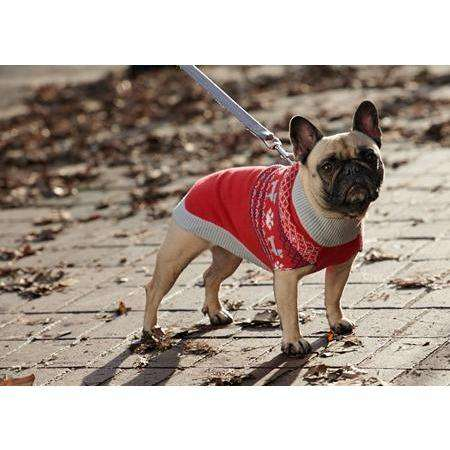 RC Dog Highland Sweater Classic Fair Isle  Dog Clothing - PetMax