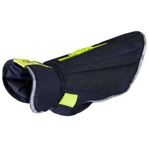 RC Dog Nimbus Puffer Graphite & Lime  Dog Clothing - PetMax