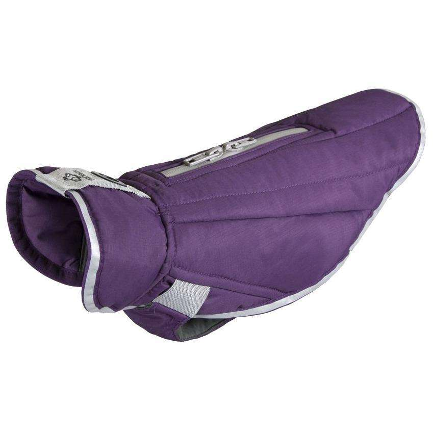 RC Dog Nimbus Puffer Plum Purple & Grey  Dog Clothing - PetMax