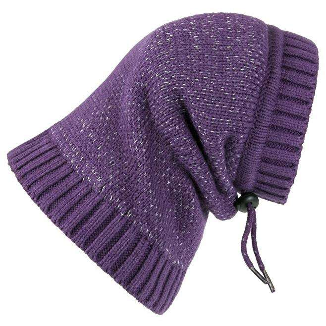 RC Dog Polaris Snood Plum Purple  Dog Clothing - PetMax