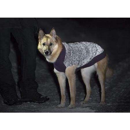 RC Dog Polaris Sweater Plum Purple