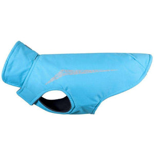 RC Dog Coat Cascade Teal  Dog Clothing - PetMax