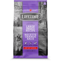 Lifetime All Life Stages Dog Food Large Breed Chicken 11.4 Kg  Dog Food - PetMax