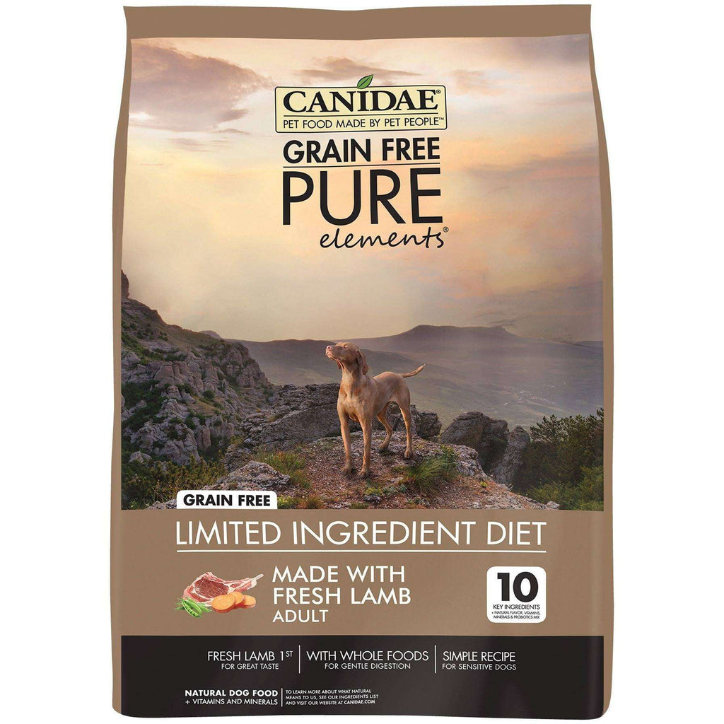 Canidae Dog Food Pure Elements Grain Free, Dog Food, Canidae Pet Foods - PetMax Canada