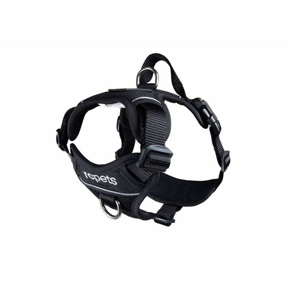 RC Dog Momentum Control Harness Black | Harnesses -  pet-max.myshopify.com