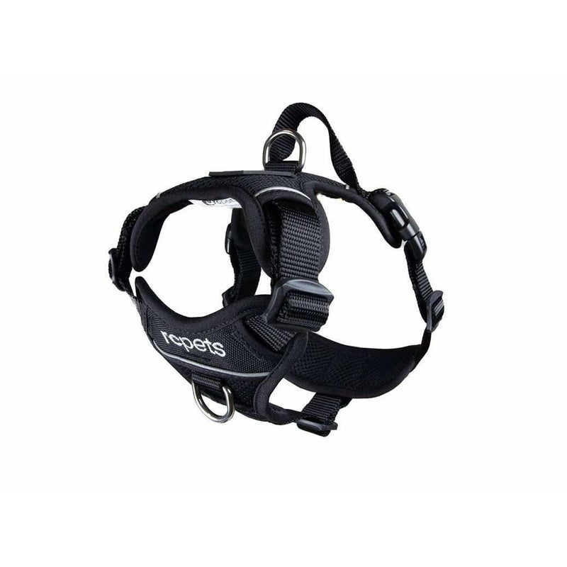 RC Dog Momentum Control Harness Black  Harnesses - PetMax