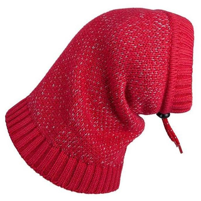 RC Dog Clothing Polaris Snood Red  Dog Clothing - PetMax