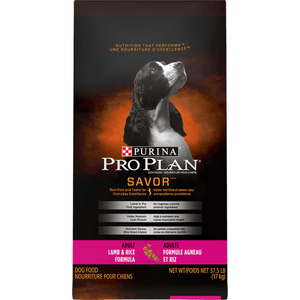 Pro Plan Dog Food Adult Lamb & Rice | Dog Food -  pet-max.myshopify.com