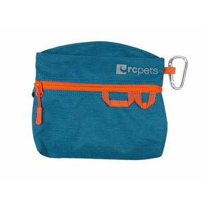 RC Dog Quick Grab Treat Bag Heather Teal | Training Products -  pet-max.myshopify.com