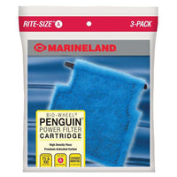 Marineland Penguin Rite-Size Cartridge A 3-Pack Filters - PetMax