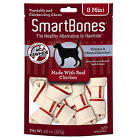 Smart Bones Dog Chews Chicken Mini Dog Treats - PetMax