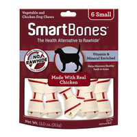 Smart Bones Dog Chews Chicken Small Dog Treats - PetMax