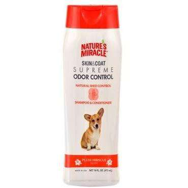Nature's Miracle Odor Shampoo Shed Control, Grooming, Nature's Miracle - PetMax
