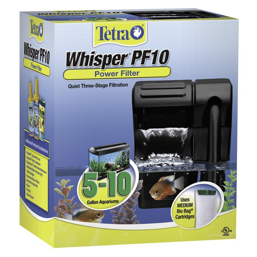 Tetra Whisper Power Filter 5 - 10 Gallons  Filters - PetMax