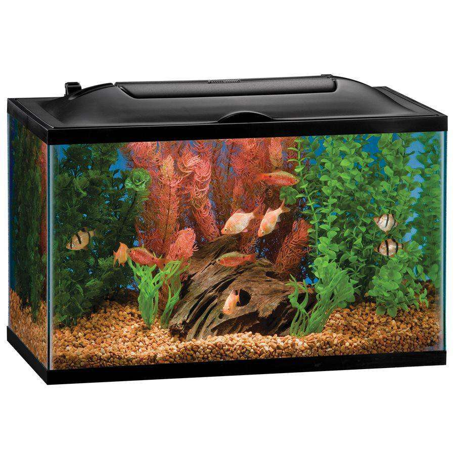 Marineland BIO-Wheel LED Aquarium Kit Aquarium [variant_title] [option1] - PetMax.ca