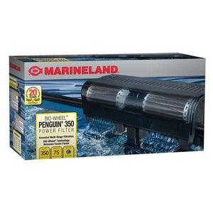 Marineland Penguin 350 GPH Power Filter 50 - 75 Gallons  Filters - PetMax