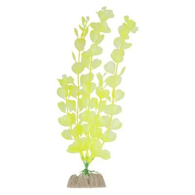 GloFish Plant Large Yellow  Aquarium Accessories - PetMax