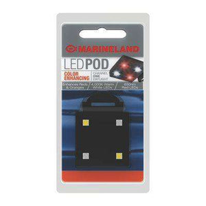 Marineland LED POD Color Enhancing Light Lighting [variant_title] [option1] - PetMax.ca