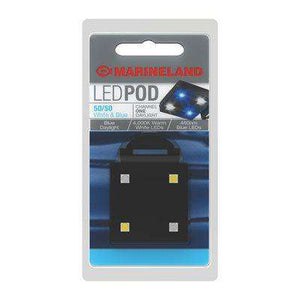 Marineland LED POD 50/50 White & Blue Light Lighting [variant_title] [option1] - PetMax.ca