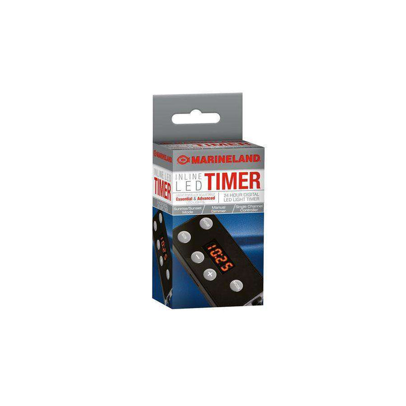 Marineland Strip Light Inline Timer  Lighting - PetMax