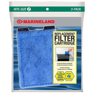 Marineland Eclipse Rite-Size Cartridge Z 3-Pack Filters - PetMax