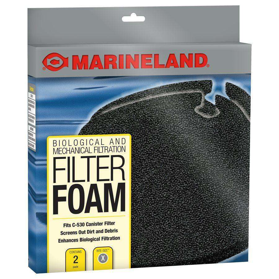 Marineland C-Series Canister Filter Foam PC 530 2-Pack | Filters -  pet-max.myshopify.com
