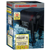 Marineland Penguin 075 Power Filter up to 10 Gallons  Filters - PetMax