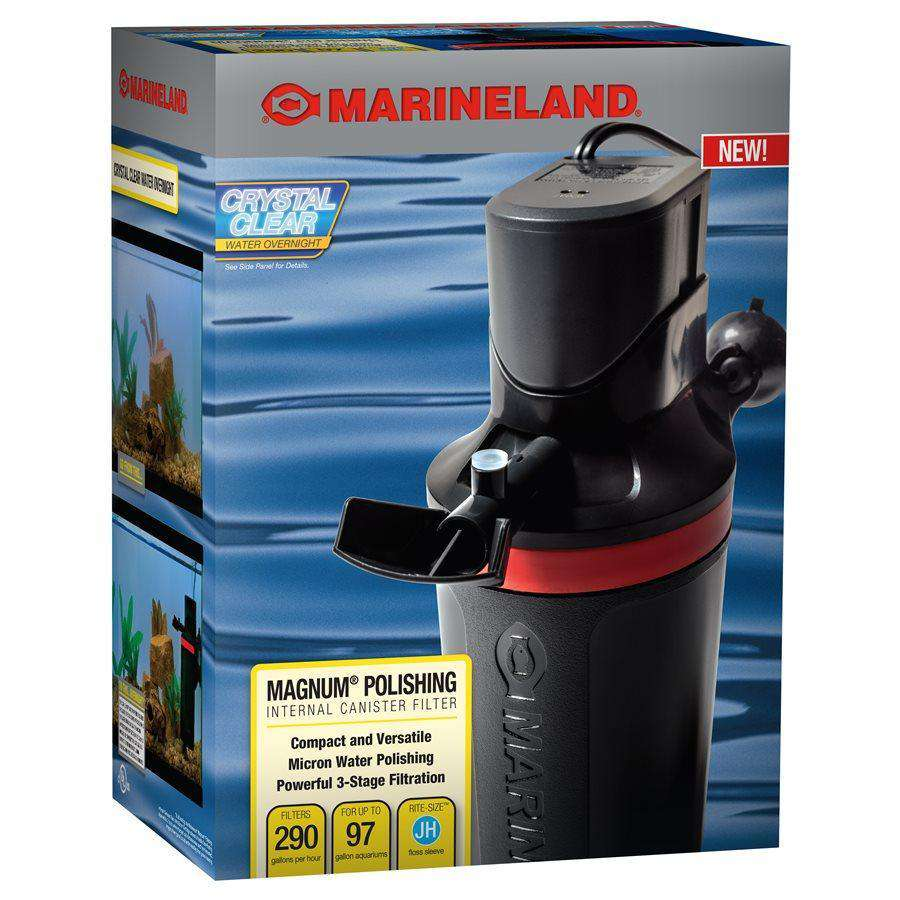 Marineland Polishing Internal Filter up to 97 Gallons | Filters -  pet-max.myshopify.com
