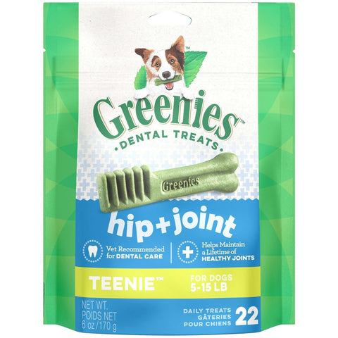 Greenies Hip & Joint Care Teenie, Dog Treats, Greenies - PetMax