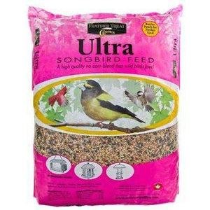 Feather Treat Classics Ultra Songbird Blend, Bird Food, Armstrong Milling - PetMax Canada