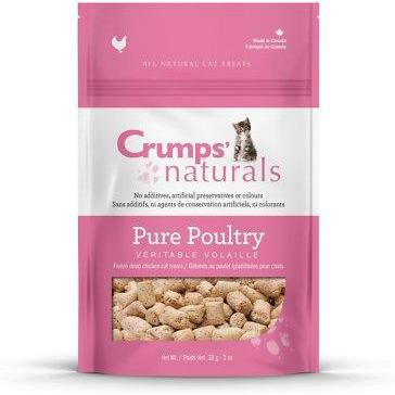 Crumps Naturals Pure Poultry Cat Treats  Cat Treats - PetMax