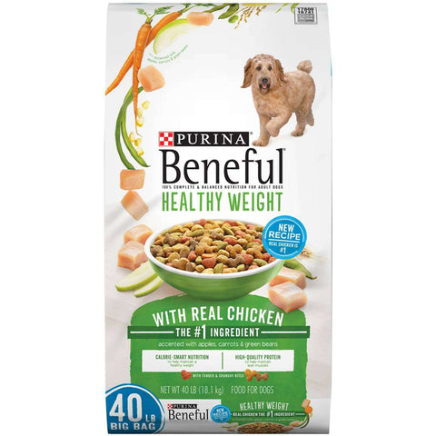 Beneful Healthy Weight Dog Food, Dog Food, Nestle Purina PetCare - PetMax Canada