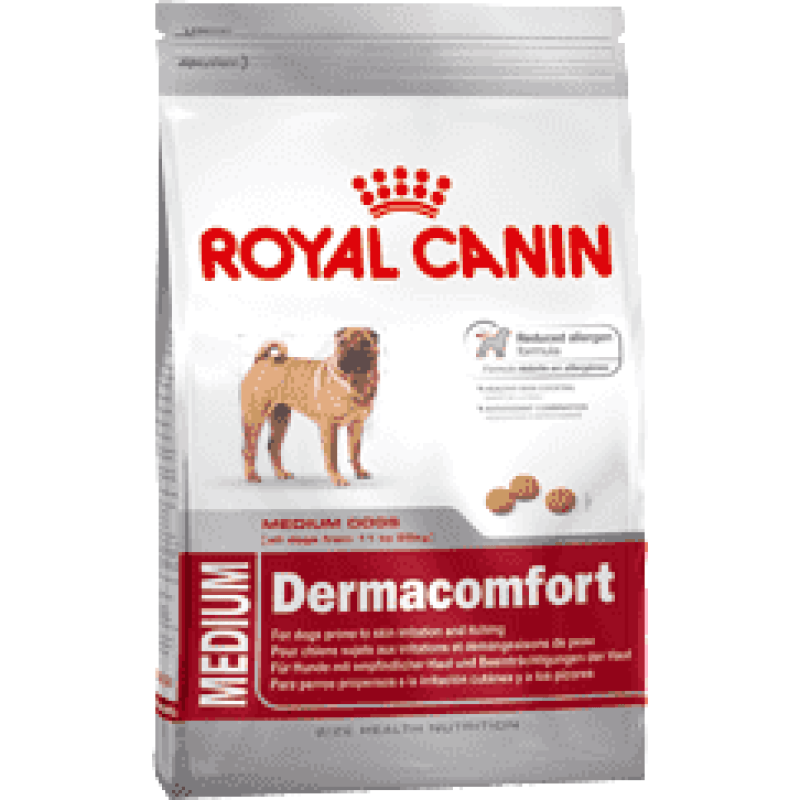 Royal Canin Dog Food Medium Sensitive Skin Care  Dog Food - PetMax