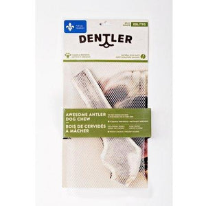 Dentler Split Natural Deer Antler  Chew Products - PetMax