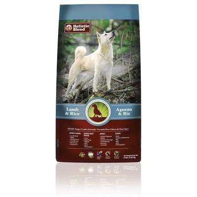 Holistic Blend Super Premium Lamb & Rice | Dog Food -  pet-max.myshopify.com