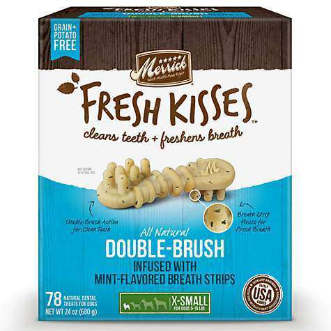 Merrick Fresh Kisses Mint Brush