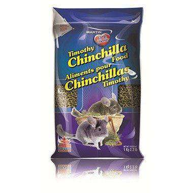 Martin Little Friends Timothy Chinchilla Food, Small Animal Food Dry, Martin Mills - PetMax