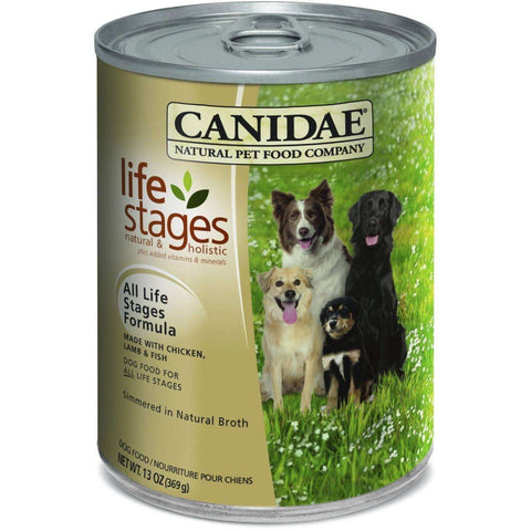 Canidae Canned Dog Food All Life Stages