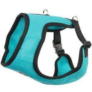 RC Cirque Soft Walking Harness Teal XX-Small Harnesses - PetMax