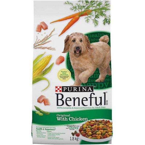 Beneful Chicken Dog Food, Dog Food, Nestle Purina PetCare - PetMax Canada