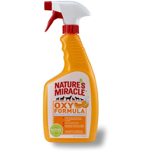 Nature's Miracle Orange-Oxy Stain And Odor Remover Spray  Stain & Odor - PetMax