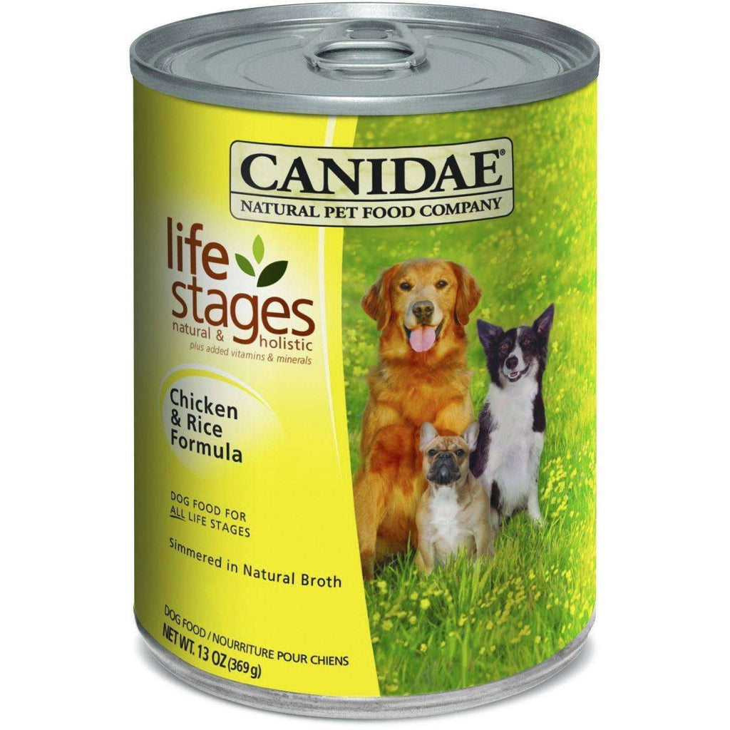 Canidae Canned Dog Food Chicken & Rice | Canned Dog Food -  pet-max.myshopify.com