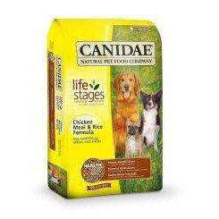 Canidae Dog Food Chicken & Rice, Dog Food, Canidae Pet Foods - PetMax Canada
