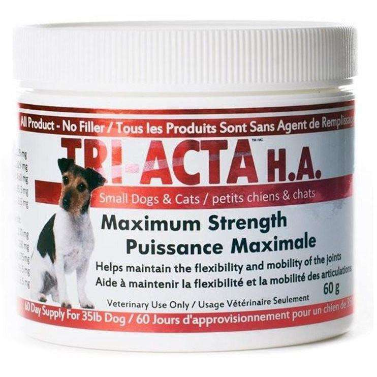 Tri-Acta Joint H.A. Maximum Strength Formula 60g Health Care - PetMax
