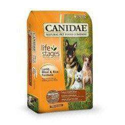 Canidae Dog Food Lamb & Rice Dog Food [variant_title] [option1] - PetMax.ca