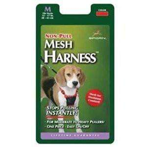 Sporn Non-Pulling Mesh Harness  Harnesses - PetMax