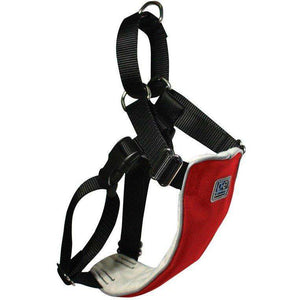 Canine Equipment No Pull Harness Red / Medium Harnesses - PetMax