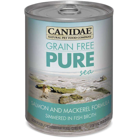 Canidae Canned Dog Food Pure Sea, Canned Dog Food, Canidae Pet Foods - PetMax Canada